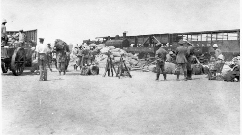 DudleyMarsh Egypt 1916 to 17