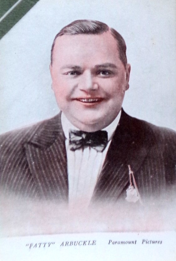 Fatty Arbuckle Paramount Pictures