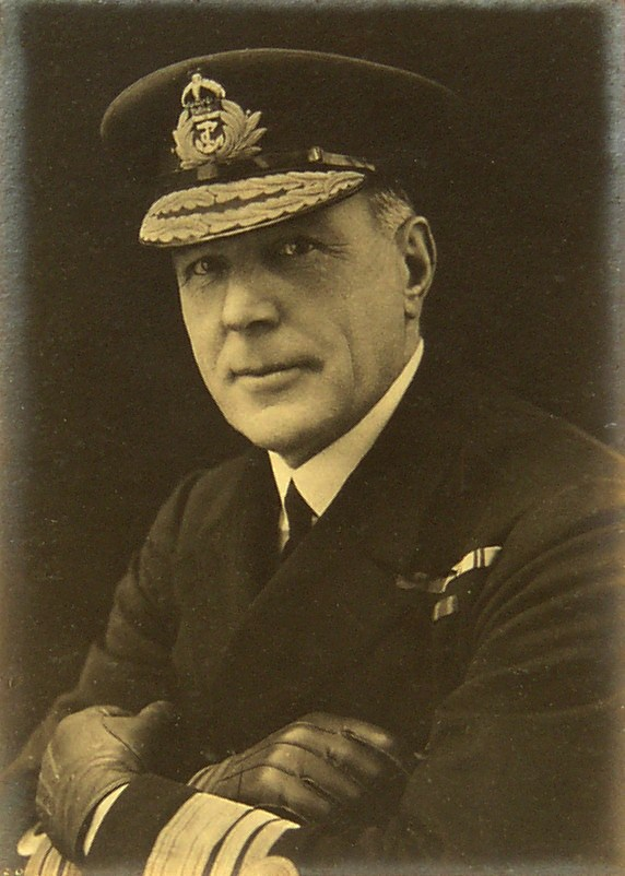 Admiral Sir Herbert Heath