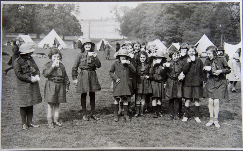 Jamboree at Petworth 1930s