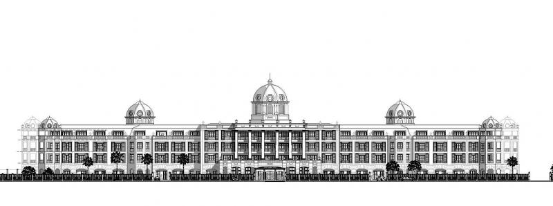 Palace Hotel Project