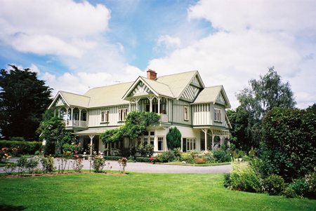Maungaraupi Homestead NZ