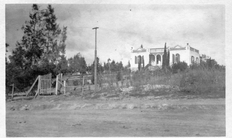 General Harry Chauvel House Palestine