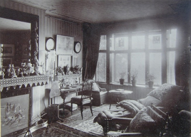 Interior at Redlands