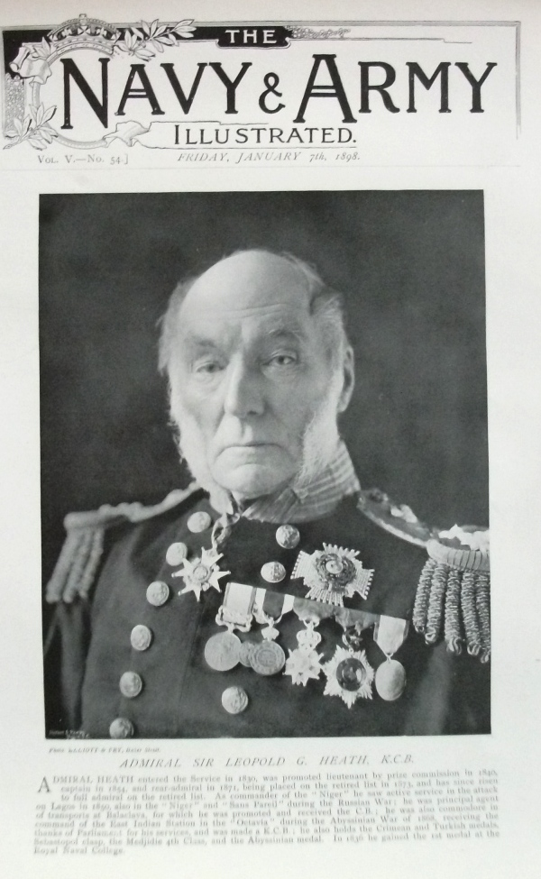 Sir Leopold Heath